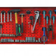 Set of the working tools — Stock Photo