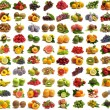 Collection fruits — Stock Photo #7316228