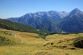 Dolinie w północnych włoszech. — Zdjęcie stockowe