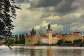 Old Prague. — Stockfoto