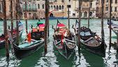 Venedik kanalına. — Stok fotoğraf