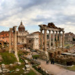 Roman Forum. — Stock Photo