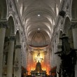 Foto de Stock  : Catholic church interior.