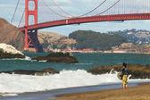 San Francisco Bay. — Photo