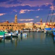 Stock Photo: Old harbor. Acre, Israel.