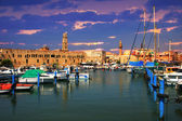 Old harbor. Acre, Israel. — Stock Photo