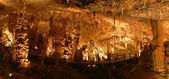 Cueva de estalactita. — Foto de Stock