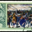 Vintage postage stamp. Decembrists. — Stock Photo #7422648