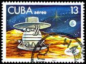 Vintage postage stamp. Venus X. — Stock Photo