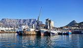 Cape Town Harbour — Stock Photo