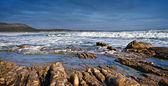 Przylądek zachodni wybrzeże — Zdjęcie stockowe