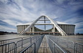 World Cup Stadium, Durban — Stock Photo