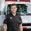 Male Paramedic Portrait — Stock Photo #7087294