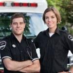 Paramedic Team — Stock Photo #7087472