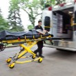 Ambulance Emergency — Stockfoto