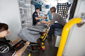 Emergency Transport Service — Stock Photo