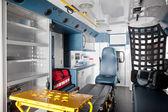 Ambulance Interior — Stock Photo