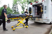 Ambulance Emergency — Stock Photo