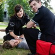 Stock Photo: Emergency Medical Service