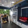 Ambulance Interior — Stock Photo #7390831