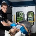 portrait professional EMT — Photo