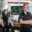 Emergency Medical Professional — Stock Photo #7410253