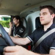 Paramedic Ambulance Driver — Stock Photo #7410446