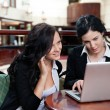 Female Executives Working — Stock Photo #7748689