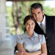 Happy Business Couple — Stock Photo #7821340