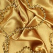 Background of gold — Stock Photo