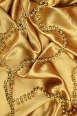 黄金的背景 — 图库照片