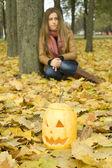 Cadılar bayramı — Stok fotoğraf