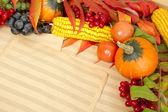 Muziek herfst — Stockfoto