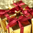 Many gifts — Stockfoto