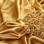 Gold Christmas — Stock Photo
