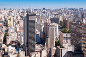 City of Sao Paulo — Stock Photo