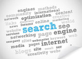 Search engine — Stock Photo