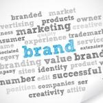 Brand word cloud — Stock Vector #6851551