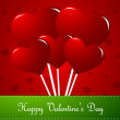 Heart Lollipops — Stockvector #7941653