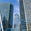 Canary wharf — Stock Photo #6877648