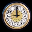 Stock Photo: Clock storic