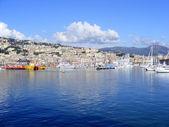 Genoa port — Stock Photo