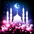 Muslim background - Stock Vector