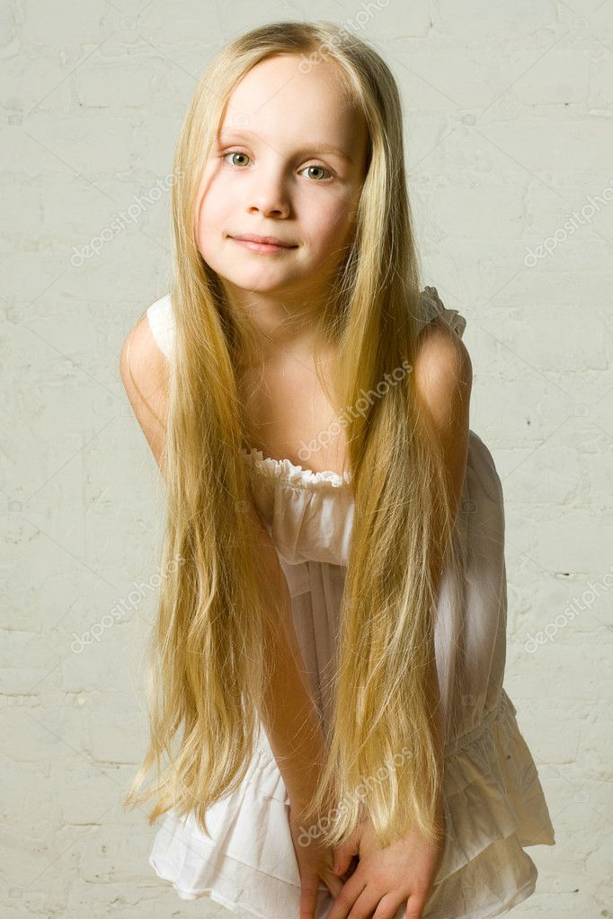 Insanely Long Blonde Hair Girl Pictures To Pin On