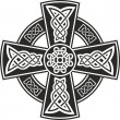 Royalty-Free Stock Vector Image: Celtic cross