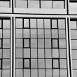 Glass facade abstract - Stok fotoğraf