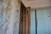 Abandoned house interior — Stock Photo
