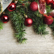 Christmas Background — Stockfoto #7665093