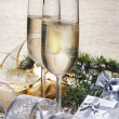 Champagne Glasses — Stock Photo #7688541