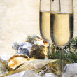 Champagne Glasses — Stock Photo #7688599